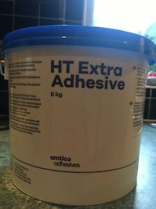 Amtico HT Extra  adhesive Blue top 6 kg litre tubs
