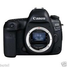 "Canon EOS 5D Mark IV Body 30.4mp 3.2"" DSLR Digital Camera Brand New Jeptall"