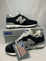 New Balance x J. Crew Navy Blue Made in USA M1400NV Mens Sneakers
