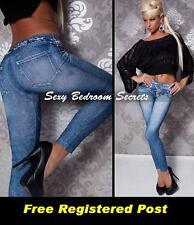 LEGGINGS - they look like Jeans