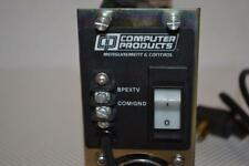 ONE USED COMPUTER PRODUCTS  POWER SUPPLY 70158.