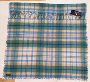Tweedmill Textile cot, pram or lap blanket 100% wool, BNWT