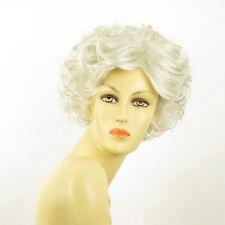 short wig for women curly white ref: KIMBERLEY 60 PERUK