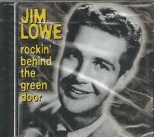 JIM LOWE - CD - Rockin' Behind The Green Door - BRAND NEW