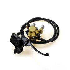 Front Hydraulic Brake Assembly Caliper Cylinder Dirt Pit Bike Coolster 110 125