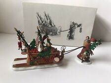 New ListingDepartment 56 Heritage Village Father Christmas's Journey - Mib