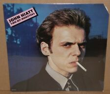 John Hiatt Two Bit Monsters SEALED NEW vinyl LP record cut out