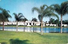 Postcard 1961 Tupperware Home Parties International Headquarters FL Chrome A1