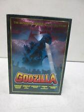 Ultimate Godzilla Collection Dvd Set