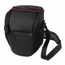 Negro cámara réflex digital Funda Bolsa Para Sony Alpha A560 A550 A500 A450 A390 A230 & más