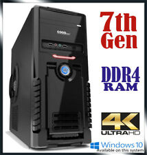 Intel Dual Core Gaming Computer 4GB Ram Computer Desktop System PC i3 i5 i7 up