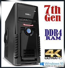 Intel Dual Core Gaming Computer 4GB Ram Computer Desktop System PC i3 i5 i7 up