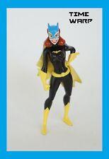 """DC COMICS BATGIRL PLASTIC PVC FIGURE * NONPOSEABLE * 4.5"""" TALL"""