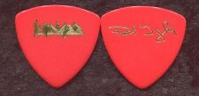 Winger 1990 Heart Of Young Tour Guitar Pick Paul Taylor custom concert stage #1