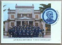 Cartolina - Comune di Livraga - Lodi - Livraga ricorda i due centenari - NVG