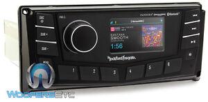 ROCKFORD FOSGATE PMX-5 MARINE BOAT DIGITAL RECEIVER BLUETOOTH MP3 IPHONE PANDORA