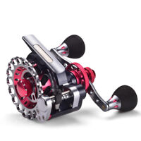 11BB 2.6:1 Fishing Reel Valve Micro Lead Raft Sea Ice Lake Rod Line Wheel Metal