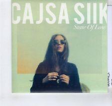 (GR384) Cajsa Silk, State Of Low - 2015 DJ CD