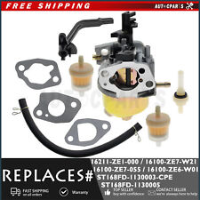 Carburetor For Champion Power Equipment 3500 4000 Watts Gas Generator With Gaskets