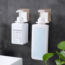 Wall Mounted Shampoo Bottle Holders Shower Gel Rack Bathroom Shower Storage Rack