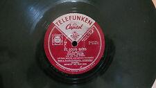 10136#SCHELLACK Johnny Mercer St. Louis Blues/ Mindin My Business Guter Zustand
