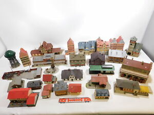 CT216-12# Konvolut Spur H0 Häuser/Fachwerkhaus etc Faller/Vollmer/Kibri etc