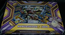 Kangaskhan EX Box Pokemon Trading Cards Game TCG Case Booster Pack Package NEW