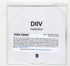 (HU941) Diiv, Valentine - DJ CD