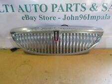 2003 2004 2005 2006 10 2011 Lincoln Town Car OEM Front CHROME Grille Assembly