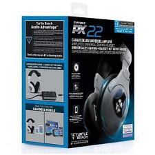 Turtle Beach Ear Force PX22 universales Gaming Headset Verstäker PC PS XBox Neu