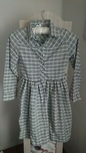 Girls shirt dress age 7/8