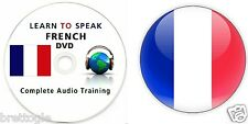 FRENCH LANGUAGE COURSE - 6 COURSES ON 2 DISCs AND MORE !!