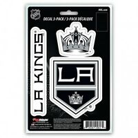 los angeles kings nhl ice hockey spirit car auto sticker decal team set usa made