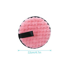 3 PCS Soft Bamboo Cotton Deep Cleansing Face Wipes Makeup Remover Pad Reusable