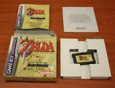 jeu Nintendo Game Boy Advance gba THE LEGEND OF ZELDA A LINK TO THE PAST