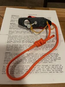 Rock Exotica SoloAid Rope Solo Lead Belay Device