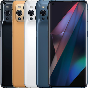 Oppo Find X3 Pro - 256/512GB Unlocked All Colours Grade A+ Excellent Condition