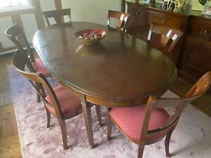 Grange Extendable Dining Table and 6 Chairs