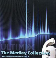 ULTIMIX MEDLEY COLLECTION 6 CD ROCK FLASHBACK FUNK HIP HOP MEDLEYS
