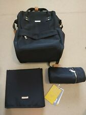 Bababing Mani Back Pack Changing Bag in Black