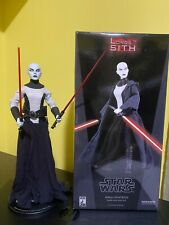 """SIDESHOW COLLECTIBLES STAR WARS 1/6 SCALE 12"""" ASAJJ VENTRESS - LORDS of the SITH"""
