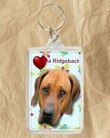 Rhodesian Ridgeback Keyring Dog Key Ring Dog Gift Xmas Gift Mothers Day Gift