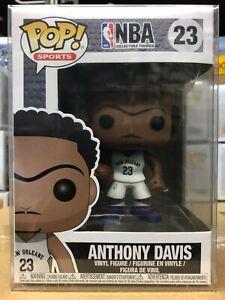 Funko Pop! NBA: Anthony Davis Figure #23 w/ POP Protector