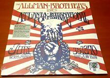 THE ALLMAN BROTHERS BAND LIVE AT THE ATLANTA INTERNATIONAL 4 VINYL NUMBERED RSD
