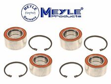 For Mercedes W163 ML320 ML350 ML430 Set of 2 Front & 2 Rear Wheel Bearing Kits