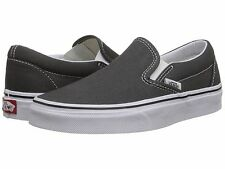 Men's VANS Classic Slip on Navy Fashion SNEAKERS Canvas Skate Shoes Vn0eyenvy 6 M (medium)