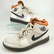Nike Air Jordan Shoes Basketball Alpha 1 I Mens Athletic 392813-201 Size 10