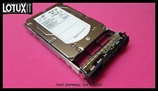 "Seagate 600GB 15K 6G SAS 3.5"" ST3600057SS 15K.7 Disk Drive w/ Dell Tray Caddy"