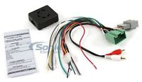Axxess LCGMRCLAN09 Chime Retention Wire Harness For 2014 Silverado/Sierra 1500