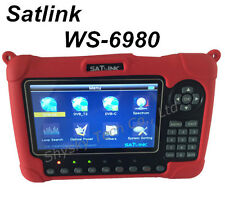 SATLINK WS-6980 DVB-S2/C/T2 COMBO Spectrum analyzer Digital Satellite TV Finder